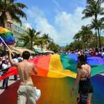 Free admission to the Miami Beach Gay Pride festival and parade