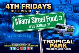 Tropical Park Food Trucks