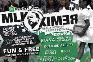 MLK Remix free family festival