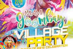 Miami Goombay celebrates Bahamian culture