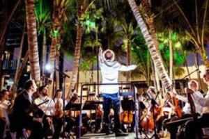 Free weekly live music in Design District