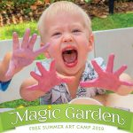 Free kids' art camp at Miami Beach Botanical Garden