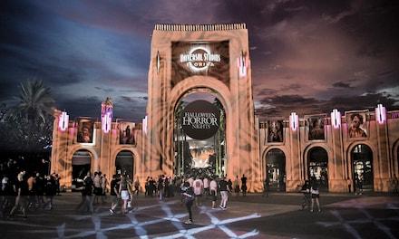 HALLOWEEN HORROR NIGHTS at Universal Orlando Resort (Up to 43% Off Gate Price)