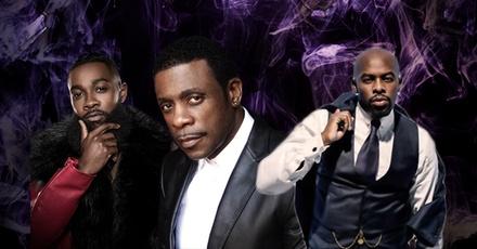 Black Saturday R&B Jam Feat. Joe, Sammie, Lil' Mo, J. Holiday, & Keith Sweat on Saturday, November 30, at 8 p.m.