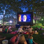 Postponed: Free and cheap outdoor family movies