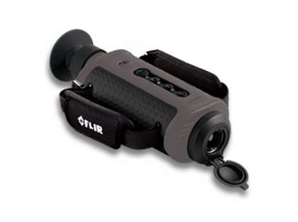 Câmera de visão noturna térmica portátil First Mate II HM-224b Pro