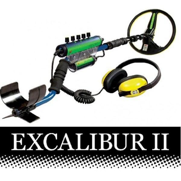 Detector de Metal para Mergurlho – Excalibur II