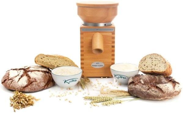 Moedor de grãos clássico KoMo 4