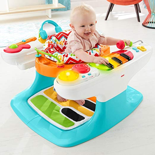 Fisher-Price 4-in-1 Step 'n Play Piano 3
