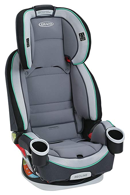 Graco 4ever 4-in-1 Convertible Car Seat, Basin 4