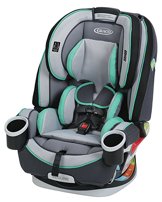 Graco 4ever 4-in-1 Convertible Car Seat, Basin2