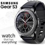 Relógio Samsung Gear S3 Frontier Smartwatch