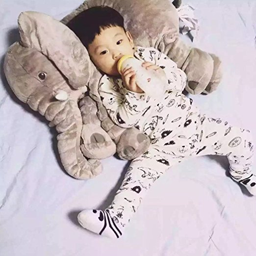 Almofada Elefante Soft Elephant Sleep Pillow 9
