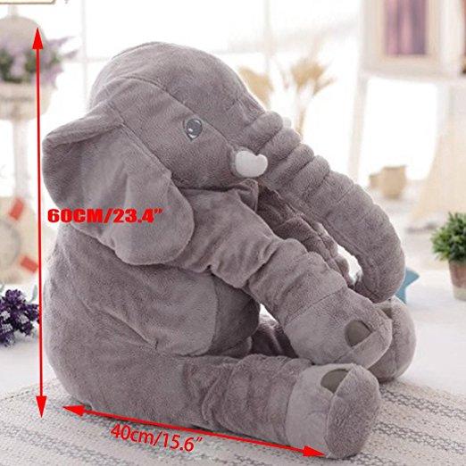 Almofada Elefante Soft Elephant Sleep Pillow 7