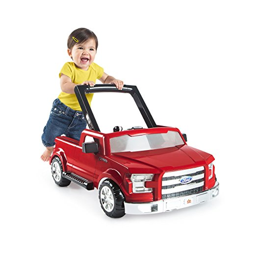 Andador 3 em 1 Ford-150 Bright Starts 3 Ways to Play Adjustable Portable Baby Walker4