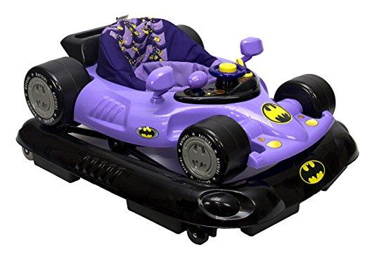 Andador Infantil Menina WB KidsEmbrace Baby Batgirl Activity Walker 7
