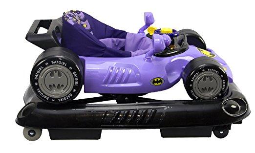 Andador Infantil Menina WB KidsEmbrace Baby Batgirl Activity Walker 8