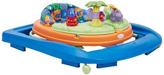 Andador Infantil Safety 1st Sounds 'n Lights Discovery Walker, Dino 2
