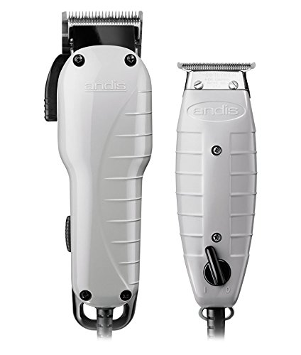 BARBER COMBO PROFESSIONAL CLIPPER & T-OUTLINER TRIMMER PRO KIT - ANDIS