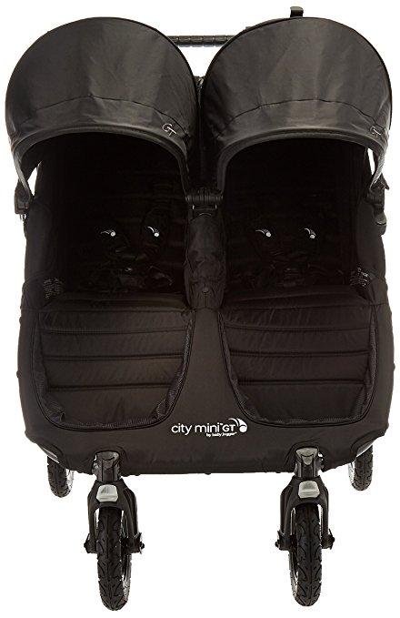 Carrinho Duplo para Gêmeos Baby Jogger City Mini GT Double Stroller