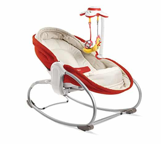 Balanço e Bercinho Tiny Love 3-In-1 Rocker Napper