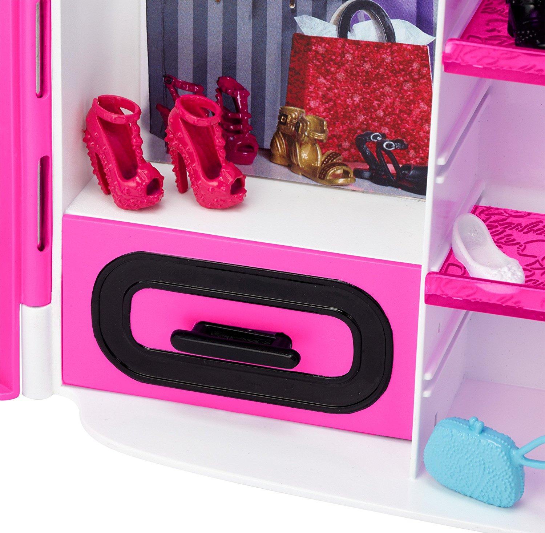 Barbie Fashionistas Ultimate Closet, Pink7