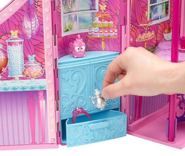 Barbie Mariposa and The Fairy Princess Playset7