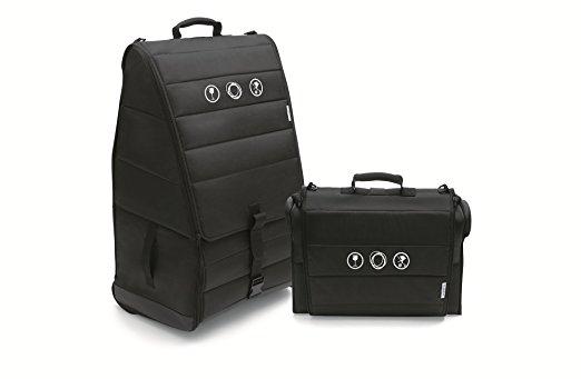 Bolsa de Viagem Bugaboo Comfort Transport Bag, Black