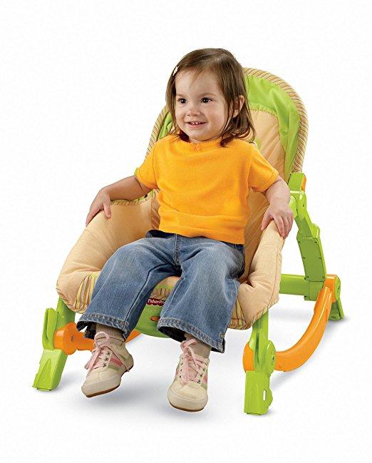 Cadeirinha de Balanço Fisher-Price Newborn-to-Toddler 7