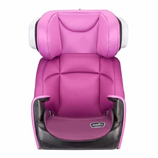 Cadeirinha de Carro Evenflo Spectrum 2-in-1 Poppy Pink 2