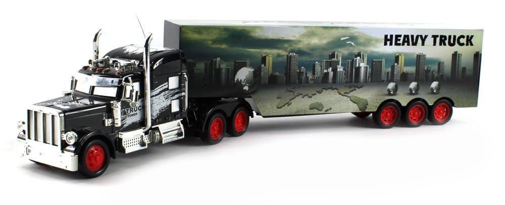 Caminhão Controle Remoto heavy truck 1