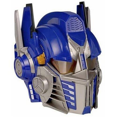 Capacete do Tranformers que muda de voz Hasbro Transformers Optimus Prime