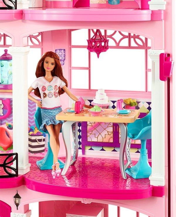 Casa da Barbie Dreamhouse6
