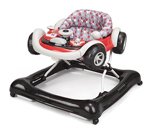 Delta Children Lil' Drive Baby Activity Walker 2