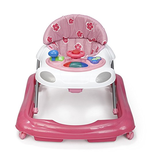 Delta Children Lil' Fun Walker, Pink 5