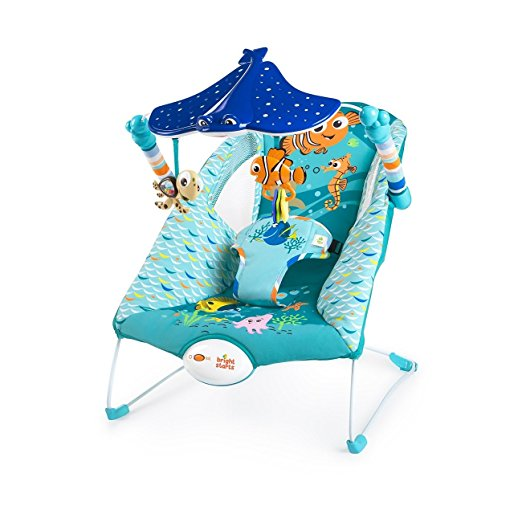 Disney Baby Finding Nemo See & Swim Bouncer3