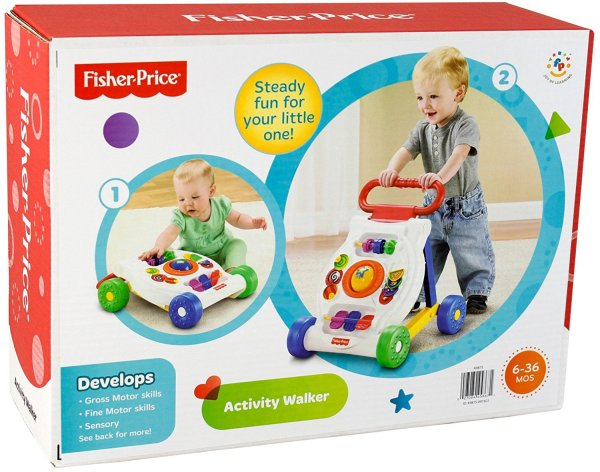 Fisher-Price Bright Beginnings Activity Walker6