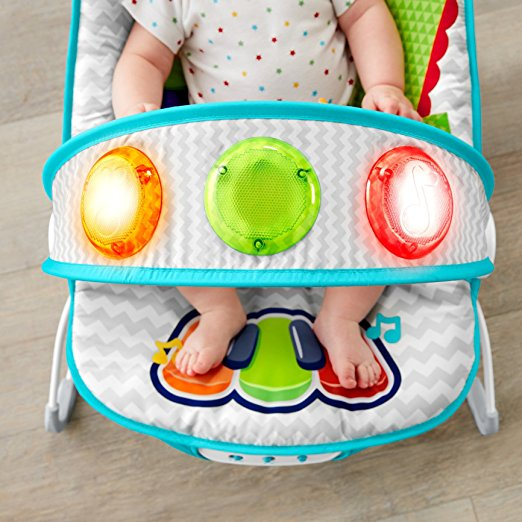 Fisher-Price Kick 'n Play Musical Bouncer 6