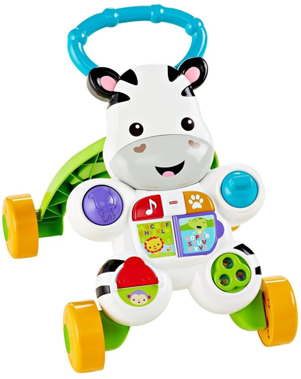 Fisher-Price Learn with Me Zebra Walker4