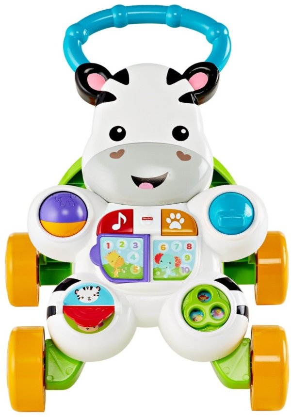 Fisher-Price Learn with Me Zebra Walker7