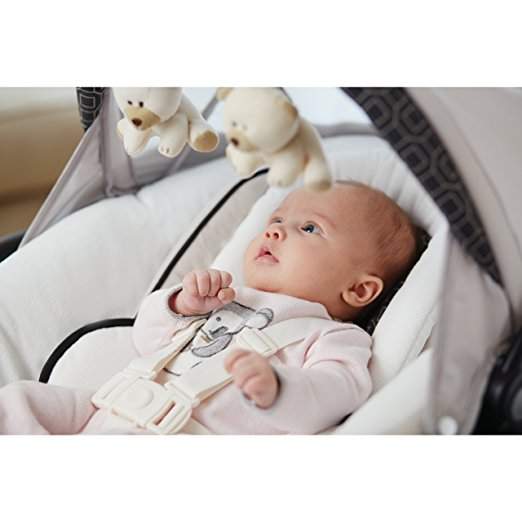 Graco Glider Elite Baby Swing, Pierce 5