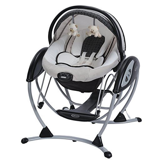 Graco Glider Elite Baby Swing, Pierce