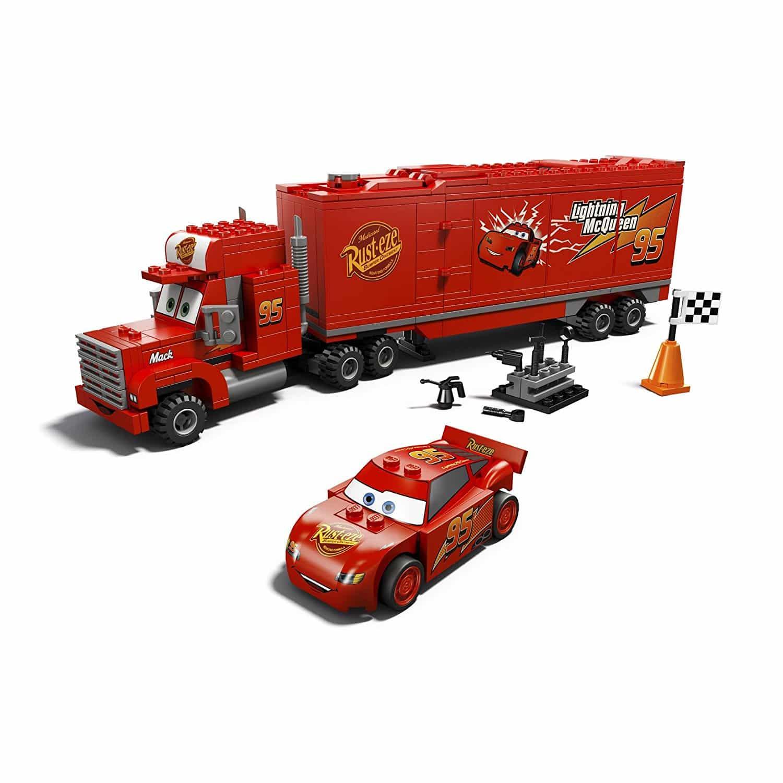 LEGO Cars Mack's Team Caminhão 8486
