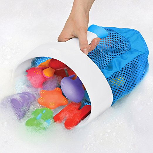 Munchkin Super Scoop Bath Toy Organizer 2