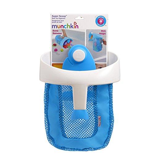 Munchkin Super Scoop Bath Toy Organizer 5