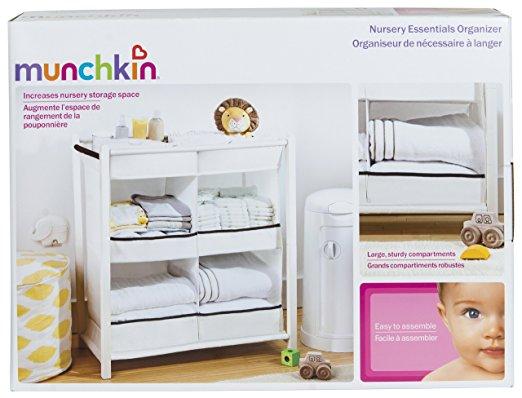 Organizador Munchkin Nursery Essentials Organizer 4