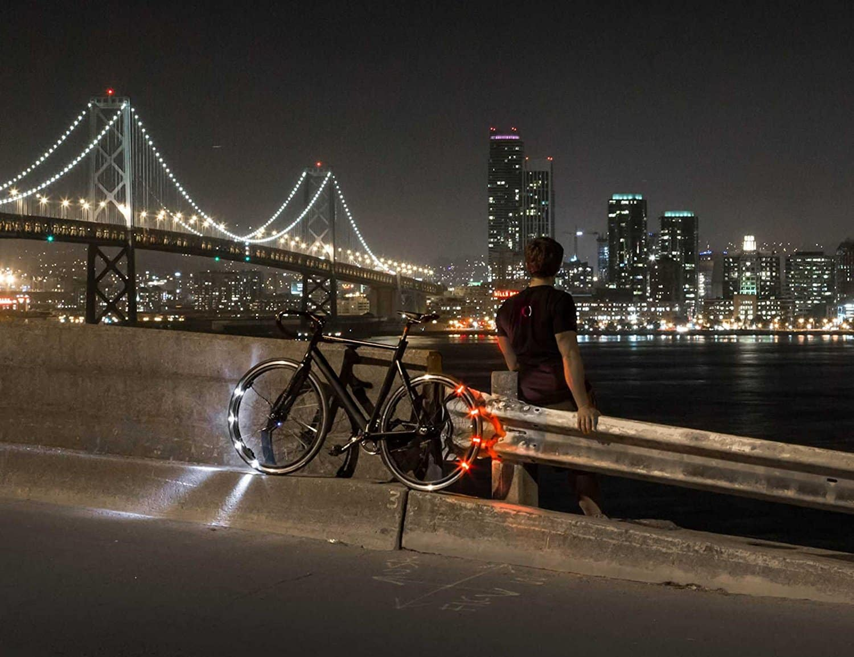 Sistema De Iluminação Revolights Eclipse Bicycle Lighting System, 700c/27-Inch 5