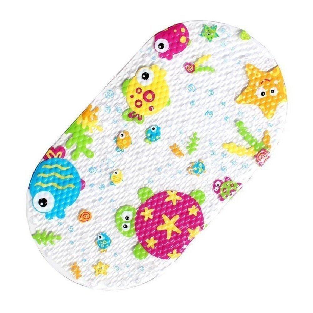 Topsky Baby Non-slip Bath Mat Anti-Bacterial Bathtub Mat2