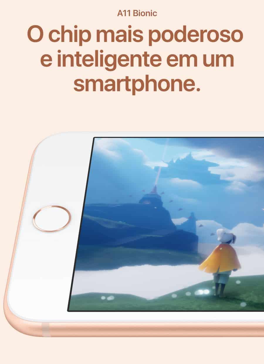 Celular Apple iPhone 8 256 GB DESBLOQUEADO