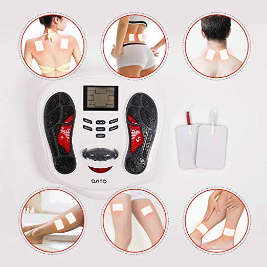 Foot Massager Machine for Blood Circulation – Calf Feet Leg Body Acupuncture3